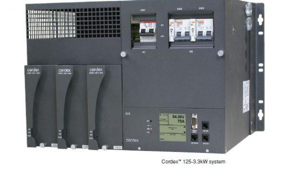 125 220 Vdc Cordex 3.3kW